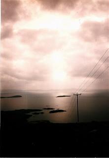 Skyline in Ireland