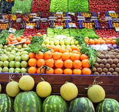 Finding the Most Healthy Fruit and Vegetables, Seekyt