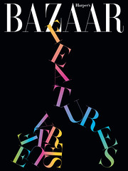 Feature222 (cubic_ds) Tags: fashion typography typeface didot harpersbazaar