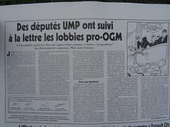 UMP & OGM...
