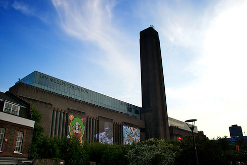Street Art at TATE Modern 01