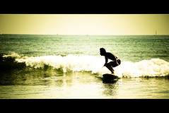 Horizontals: Surfing (manganite) Tags: sea summer sky people hot men green beach topf25 water colors sport yellow japan strand digital geotagged asian japanese interestingness xpro nikon colorful asia waves seasons tl framed surfer candid kamakura young playa guys surfing explore surfboard  nippon d200 nikkor dslr kanagawa nihon kanto surfin yuigahama interestingness411 i500 18200mmf3556 utatafeature manganite nikonstunninggallery date:year=2006 date:month=september date:day=2 geo:lat=35309522 geo:lon=139541044 format:orientation=landscape format:ratio=21