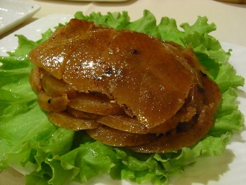 北京大薫焼鴨
