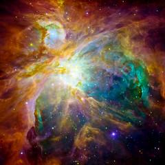 Orion nebula: the heart of the artwork (Lumase) Tags: square spectrum explore nebula orion m42 astronomy awe soe hubble deepsky explorefrontpage fineartphotos mywinners lumase anawesomeshot luigimasella