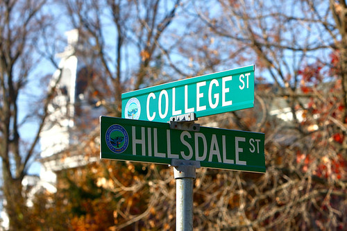 Back to Hillsdale