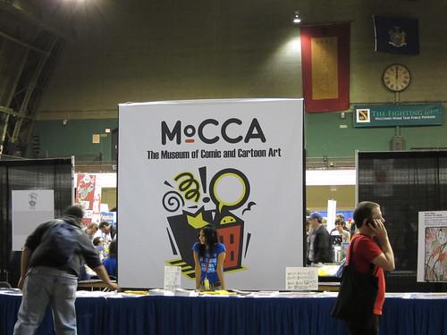 MoCCA Art Festival 2010