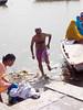 Bathing Couple-1.2 Varanasi (amiableguyforyou) Tags: india men up river underwear varanasi bathing dhoti oldmen ganges banaras benaras suriya uttarpradesh ritualbath hindus panche bathingghats ritualbathing langoti dhotar langota