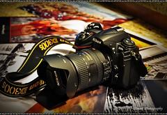 Nikon D 300s.  My new toy..:-)) (Dimart gr) Tags: gear nikond300s dimart