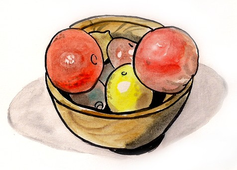 Bowl of Fruit - EDIM #11 by david.jack