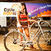 Huyen with Mezza Luna Mixte @ Bici Bonita By: Muse Cycles