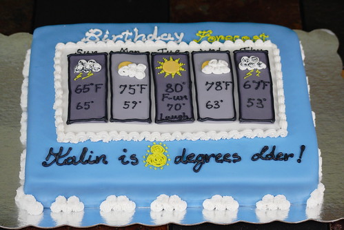 Kalin 8th B-day cake01