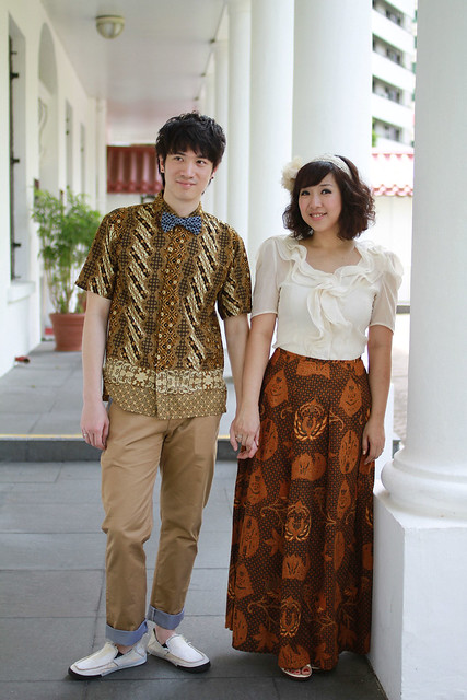 Batik Special Occasion Outfit