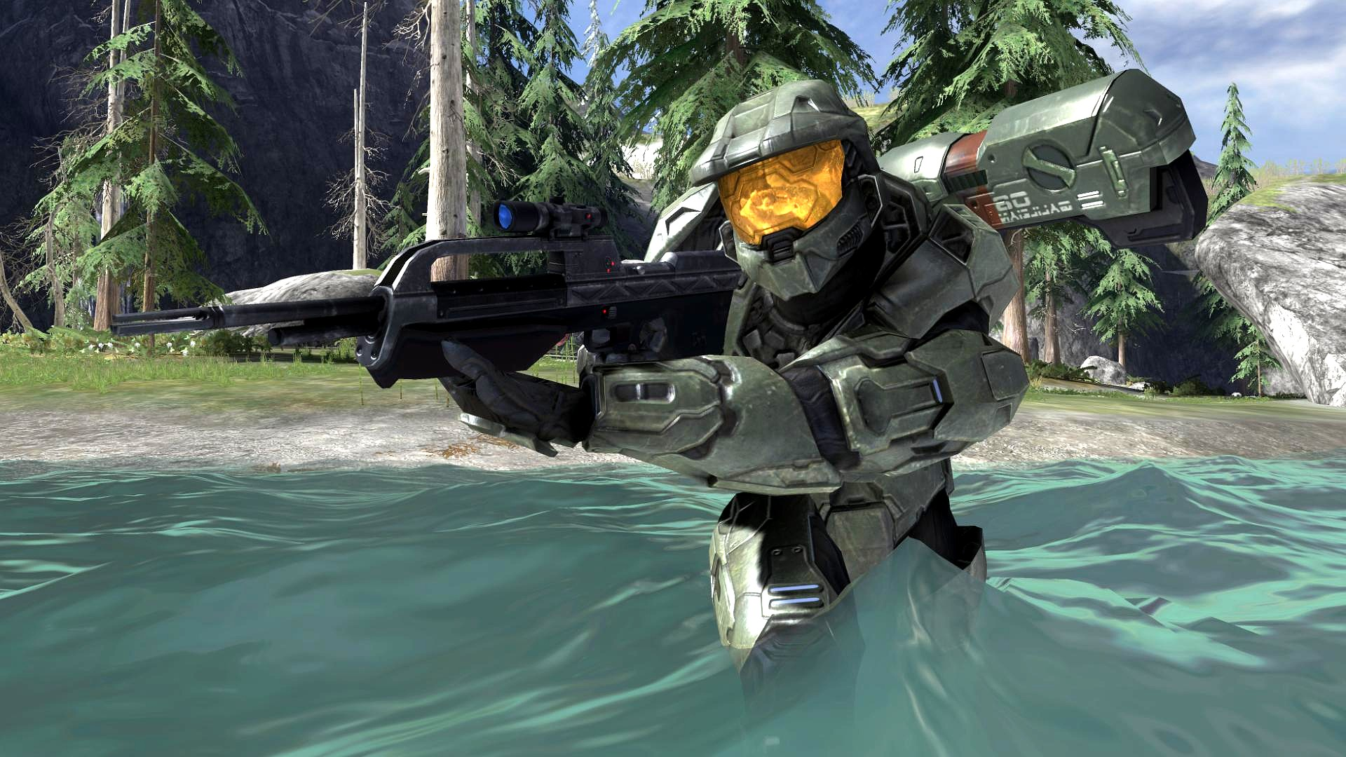 1523556606 8fab45b470 o Halo 3: Water Attack!