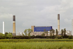 Humber Bank Industry (Alan Hilditch) Tags: uk england industry britain north bank lincolnshire east humber tencel humberside courtaulds