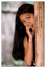Small Town Girl 03 (Arif Siddiqui) Tags: portrait people india tribal tribes assam northeast arif arunachal siddiqui jairampur karbianglong arunachali