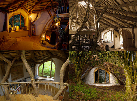 tiny house design archive garys hobbit house - Hobbit Home Designs