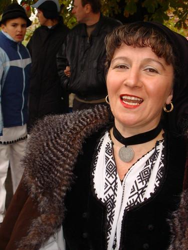 Singer from Hunedoara