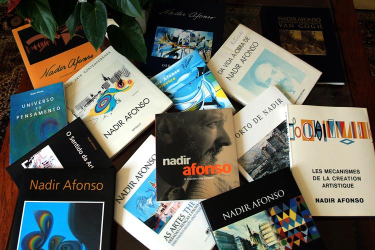 Livros de Nadir Afonso