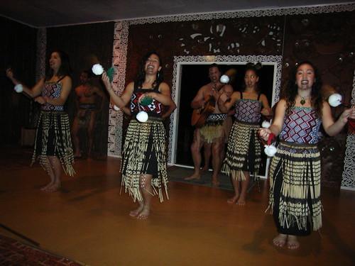 Maori cultural evening
