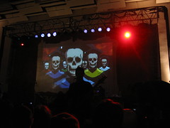 Go Forth and Die (Ealasaid) Tags: metal concert awesome adultswim dethklok metalocalypse goforthanddie