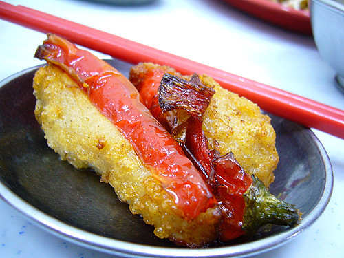stuffed chilies
