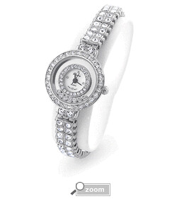 CHOPARD INSPIRED CIRCLE OF LIFE WATCH $39