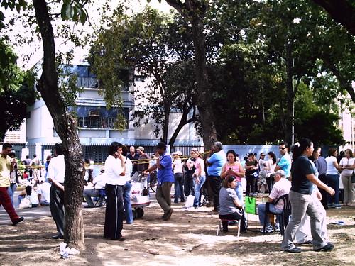 Centro Electoral Pedro Castillo - Valencia
