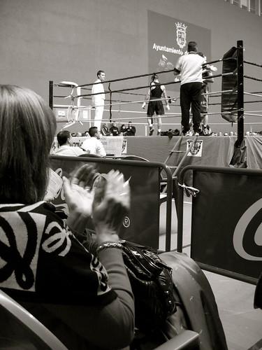 En el boxeo