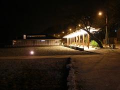 Bulwar Nadmorski (magro_kr) Tags: plaza city beach night poland polska noc miasto gdynia plaa pomorze pomorskie touraroundtheworld