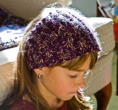 M's Calorimetry (LollyKnit) Tags: christmas knitting knit yarn presents nieces earwarmers stashbusting caliometry