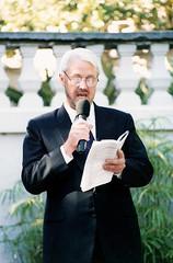 Pastor Mitch Henson