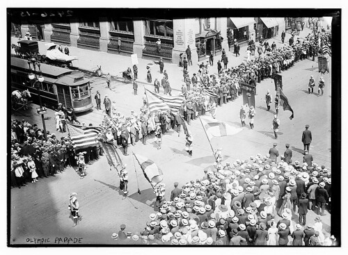 Olympic Parade (LOC)