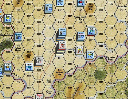 Burnside Takes Command - Battle of Mitchell's Station 3/7