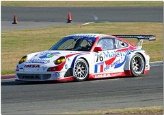 Porsche 997 GT3 RSR.IMSA PERFORMANCE MATMUT.Silverstone LMS 1000km September 2007 Le Mans Series.Sports car racing. (Antsphoto) Tags: car performance racing september mans le silverstone richard porsche raymond supercar lemans sportscar motorsport 2007 gt3 997 24hrs lms imsa matmut motoracing rsr lietz 1000km narac lemansseries