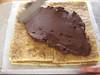 Opera Cake - Chocolate Ganache