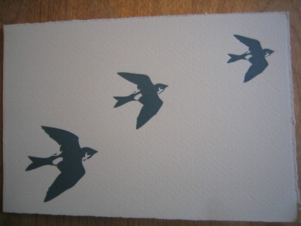 Satsuma Press Swallows