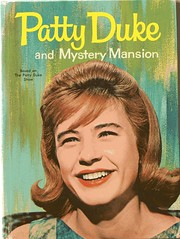Patty Duke (sparkleneely) Tags: mystery vintage book kid retro teen youngadult whitman hardcover pattyduke