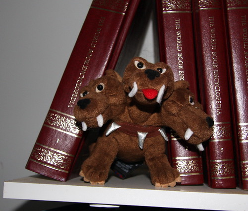 Stuffed Cerberus