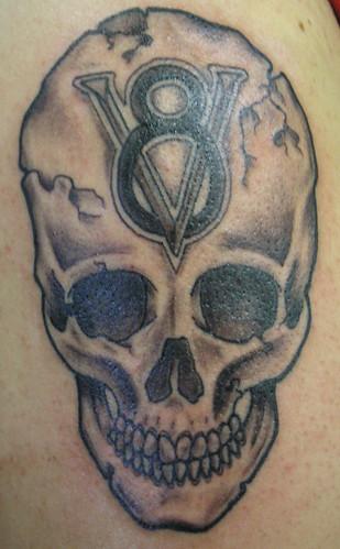 skull tattoos arm. Labels: Arm Skull Tattoos