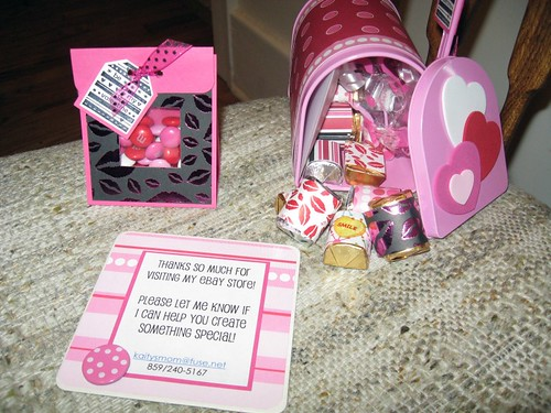 Valentines Day giveaway I won