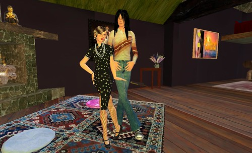 The Chillcast in Second Life