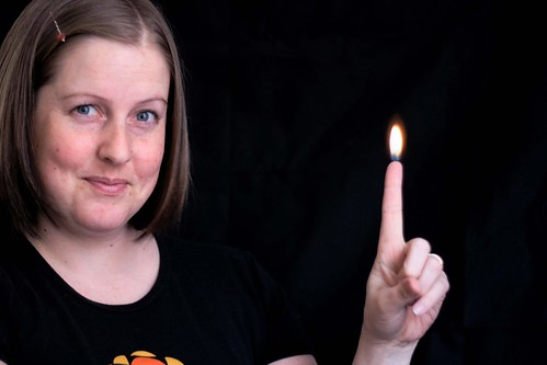 I could get into some trouble as a firestarter (365.82)