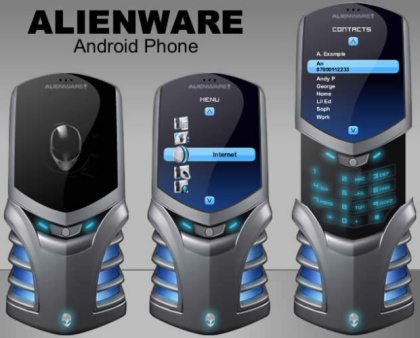 Alienware Handy