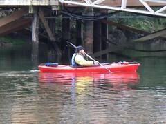 IMGP0019 (spuzzum42) Tags: kayak victoria kayaking brentwoodbay todinlet