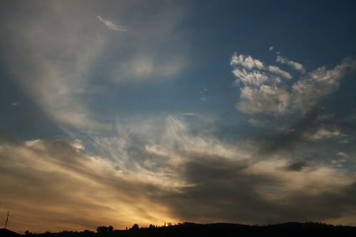 Wispy Sunrise