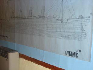 PLANO DE MAQUETA TITANIC