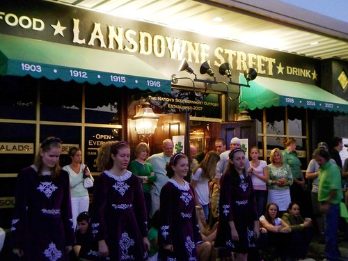 Irish Dance at Lansdowne Street