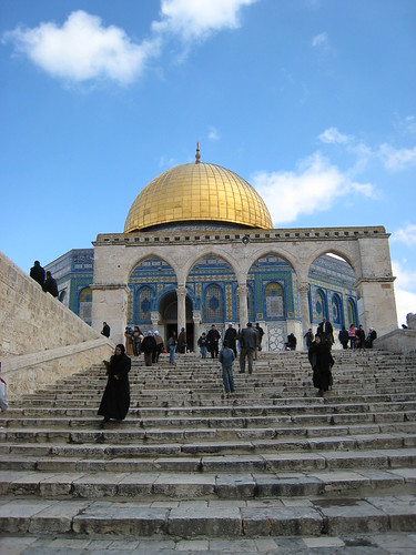 Al Quds on a Sunny Day, by Shahbee