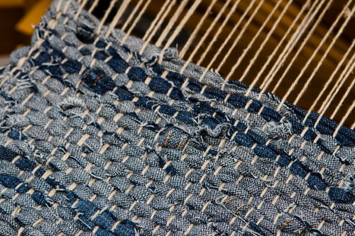Denim Weaving