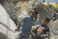 another palestinian family home demolished by israel (whirlingmcdervish) Tags: school people test food baby green eye church glass field hat car children skeleton cards soldier shoe glasses book israel student shoes gun candle phone cola palestine westbank muslim islam jerusalem prayer pray jesus donkey terrorist coke mosque christian fateh pa eat mohammed arab terror jew jewish hungry lesson hebrew bomb bethlehem torah idf opt gaza checkpoint palestinian hamas synaogue apaprtheid